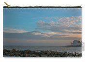 Salty Air Over Breach Inlet Carry-all Pouch