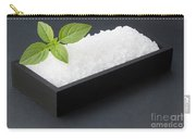 Salty Basil Carry-all Pouch