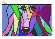 Saluki Colors Carry-all Pouch