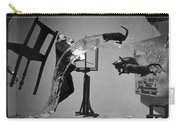 Salvador Dali 1904-1989 Carry-all Pouch by Granger