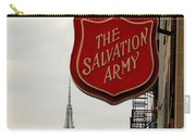 Salvation Army New York Carry-all Pouch