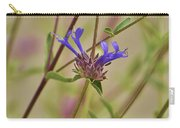 Salvia Clevelandii IIi Closeup Carry-all Pouch