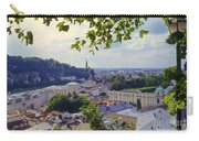 Salzburg City View Four Carry-all Pouch