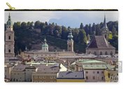 Salzburg City View Three Carry-all Pouch