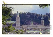 Salzburg City View Two Carry-all Pouch