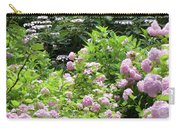 Pink Hydrangeas In Mirabell Garden Carry-all Pouch