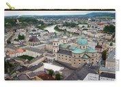 Salzburg Panoramic Carry-all Pouch by Adam Romanowicz