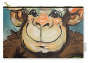 Sam The Monkey Carry-all Pouch