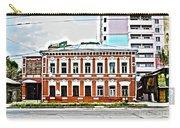 Samara Houses Carry-all Pouch