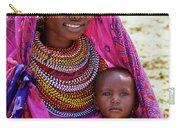 Samburu Madonna Carry-all Pouch