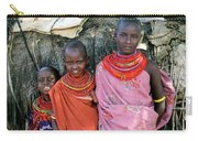 Samburu Sisters Carry-all Pouch