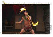 Samoan Fire Dance Carry-all Pouch
