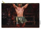 Samoan Warrior Carry-all Pouch