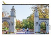 Sample Gates At University Of Indiana Carry-all Pouch