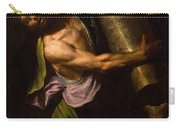 Samson In The Temple Carry-all Pouch