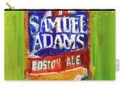 Samuel Adams Boston Ale Carry-all Pouch