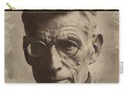 Samuel Beckett 1 Carry-all Pouch