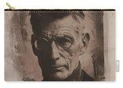 Samuel Beckett 01 Carry-all Pouch