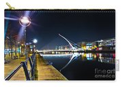 Samuel Beckett Bridge 2 Carry-all Pouch