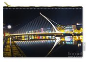 Samuel Beckett Bridge 3 Carry-all Pouch