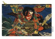Samurai Warriors Battle 1819 Carry-all Pouch