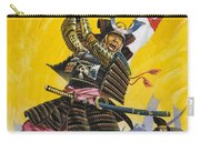 Samurai Warriors Carry-all Pouch
