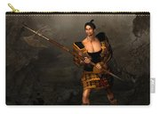 Samural Warrior Carry-all Pouch