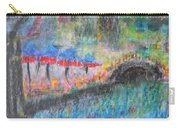 San Antonio By The River I Carry-all Pouch