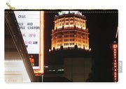 San Antonio Downtown Night Carry-all Pouch