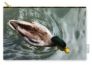 San Antonio Duck Carry-all Pouch