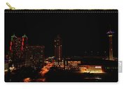 San Antonio Night Carry-all Pouch