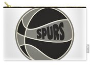 San Antonio Spurs Retro Shirt Carry-all Pouch