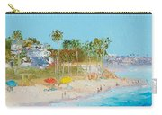 San Clemente Beach Carry-all Pouch