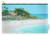 San Clemente Beach Panorama Carry-all Pouch