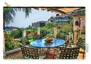 San Clemente Estate Patio Carry-all Pouch