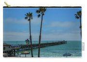 San Clemente Peir Carry-all Pouch