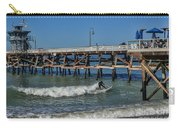 San Clemente Surfing Carry-all Pouch