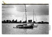San Diego Bay Sailboats Carry-all Pouch