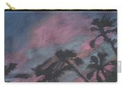 San Diego Palms Carry-all Pouch