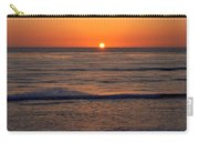 San Eljio Sunset Ca Carry-all Pouch