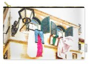 San Felice Circeo Put Clothes Carry-all Pouch