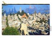 San Francisco 1906 - Modern Art Carry-all Pouch