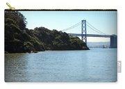 San Francisco Bay Bridge Carry-all Pouch