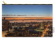 San Francisco Bay Early Morning Glow  Carry-all Pouch