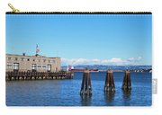San Francisco Bay Trail View Carry-all Pouch