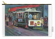 San Francisco Cable Car Carry-all Pouch