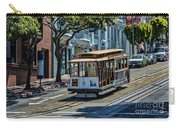 San Francisco, Cable Cars -2 Carry-all Pouch