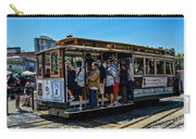 San Francisco, Cable Cars -3 Carry-all Pouch
