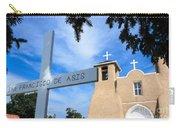 San Francisco De Asis Church Carry-all Pouch