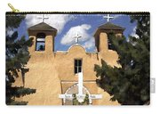 San Francisco De Asis Carry-all Pouch